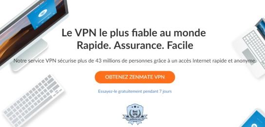 VPN période d'essai gratuit sans carte